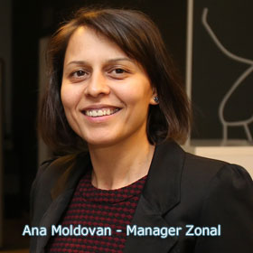 Ana Moldovan - Manager Zonal
