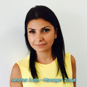 Andreea Ivan - Manager Zonal