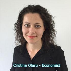 Cristina Olaru - Economist