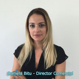 Daniela Bitu - Director Comercial