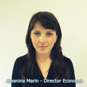 Geanina Marin - Director Economic