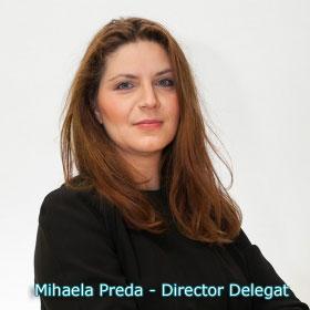 Mihaela Preda - Director Delegat